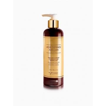 Omlazující šampon na vlasy...